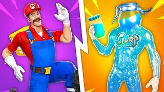 Top 10 NEW Fortnite Skins FANS DESIGNED!