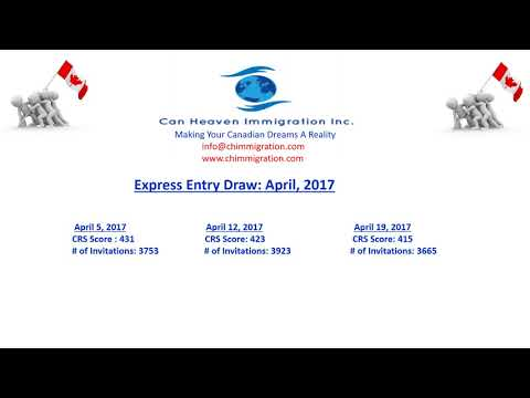 2017 Express Entry Details