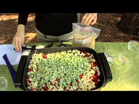 Vegetable Succotash