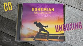 Baixar Bohemian Rhapsody Soundtrack CD UNBOXING | Olivia Rena