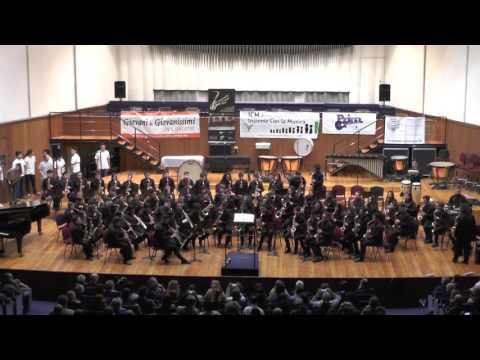 Sonora Junior Sax - Struggle for Pleasure - Sala Verdi del Conservatorio di Milano