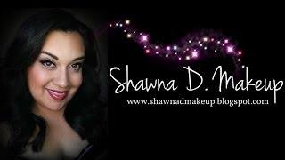 Shawna D. Makeup Thumbnail