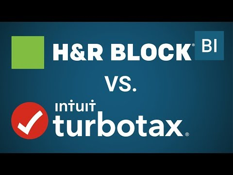 H&R Block Vs. TurboTax — Which Is Better For Filing Taxes?