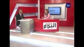 لقاء رئيس جمعية المستشفيات الاردنية د.نائل العدوان