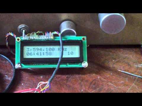 wspr arduino beacon