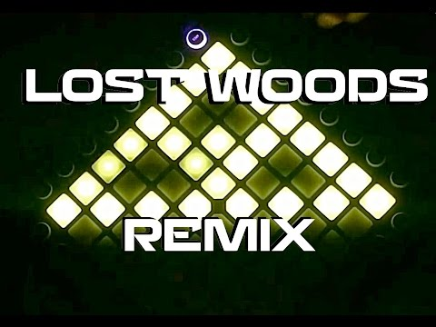Lost Woods (InspirAspir Remix) | Launchpad PRO Light Show [★PROJECT FILE★]