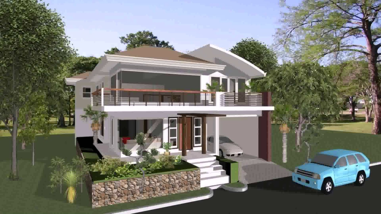 Zen Design House In The Philippines | Modern Design on