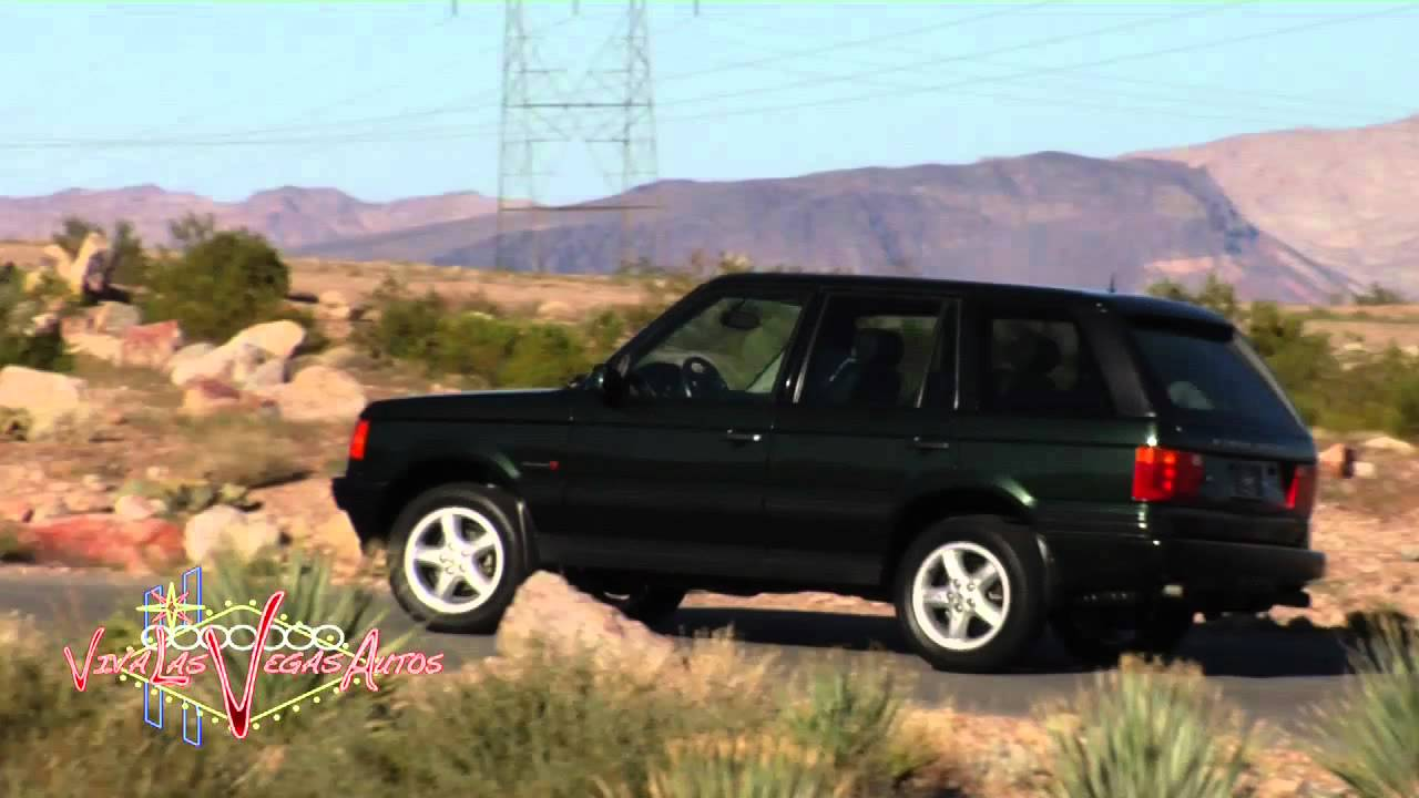 hight resolution of 1999 land rover range rover callaway test drive viva las vegas autos youtube