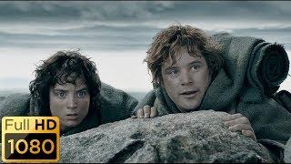 Фродо и Сэм у ворот Мордора. Властелин колец: Две крепости.