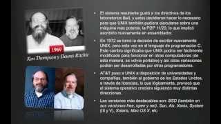 Breve historia de los sistemas operativos GNU/Linux y sus principales distribuciones (Parte 1 de 3)