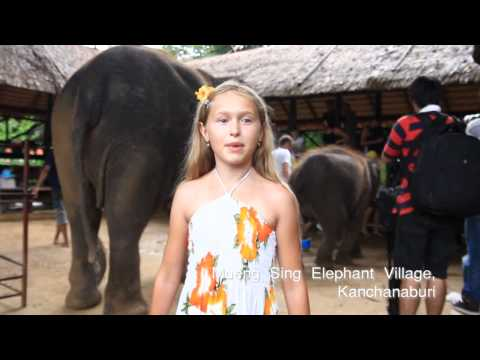 Amazing Thailand to Thai Song 'Monsaiyok'