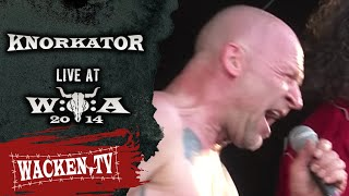 Knorkator - 3 Songs - Live at Wacken Open Air 2014