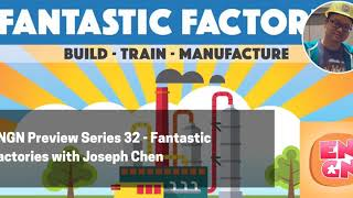 ENGN PS 32 - Fantastic Factories with Joseph Chen