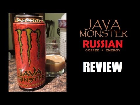 Energy drink review monster dub edition mad dog original