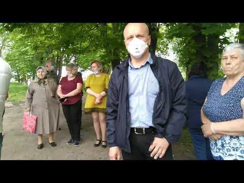Мошки всюду по ул. Трудовой,О  медицине,глав.врачу Рябовой наше пожелание.
