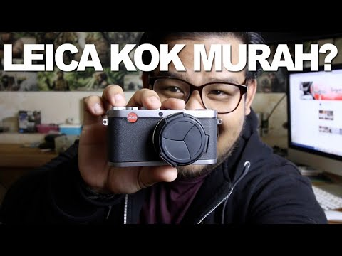 Cheapest leica You Can Buy | Leica X1