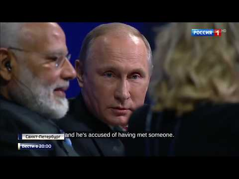 Putin's best moments while smashing NBC's Airhead Megyn Kelly