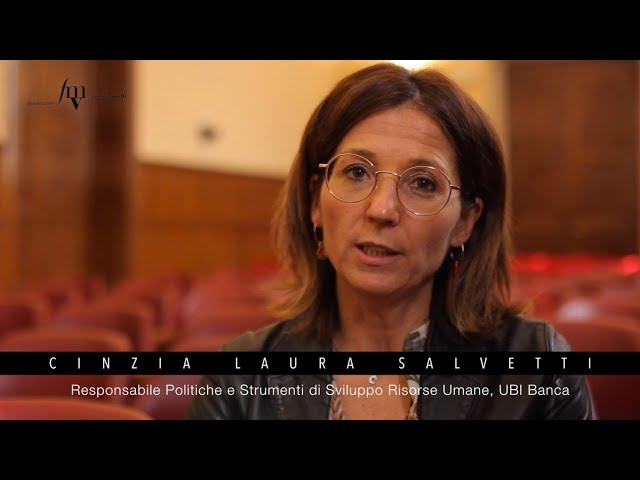 Cinzia Laura Salvetti - Smart working in banca