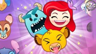 Match. Collect. Emote! - Disney Emoji Blitz Gameplay (iOS/Android)