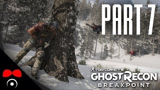 MUCHOLAP BOSS! | Ghost Recon: Breakpoint feat. FlyGunCZ #7