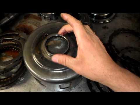 4L60E Transmission, No Reverse - Transmission Repair
