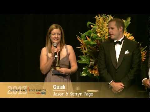 2013 Asia/Pacific Business Excellence Awards - Most Community Impact