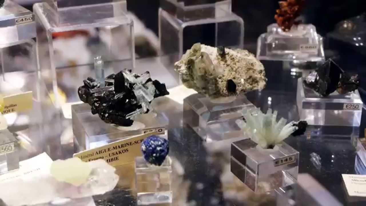 mineral gem sainte marie aux mines youtube. Black Bedroom Furniture Sets. Home Design Ideas
