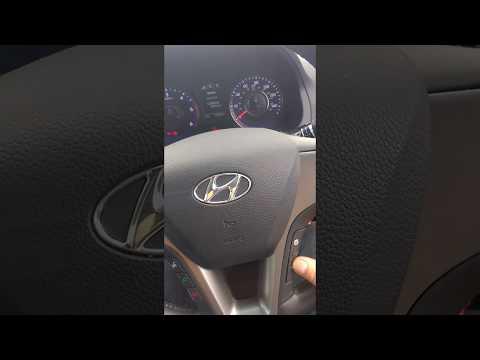 2011 2015 Hyundai i40 Service Interval Reset