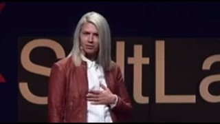 Want Gender Equality? Let's Get Creative | Kyl Myers | TEDxSaltLakeCity