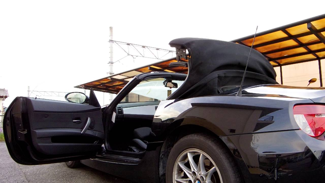 Bmw Z4 Soft Top Replacement