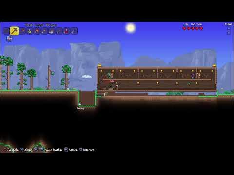 Terraria - Part 1 - WTF am I doing?! - YouTube