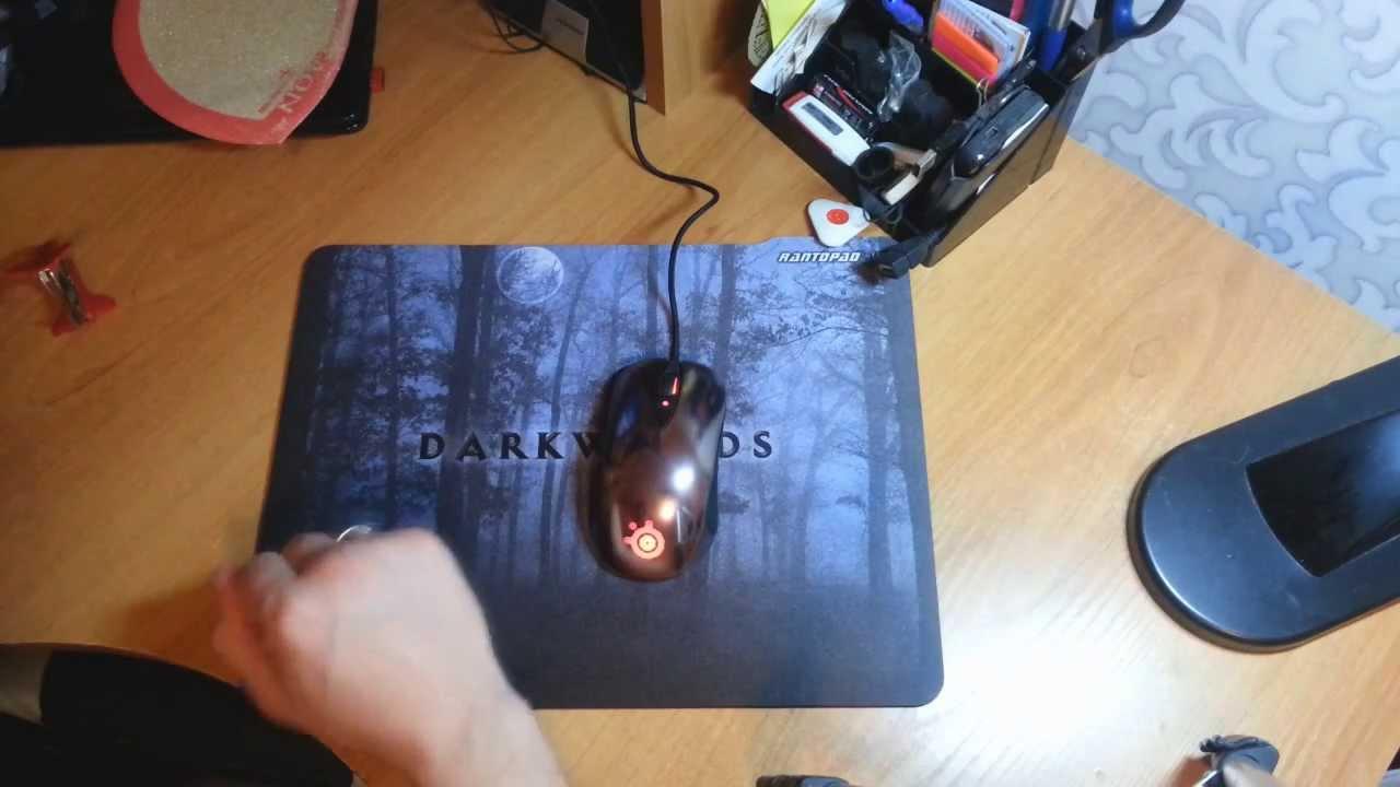 Как сделать коврик для мышки в домашних условиях