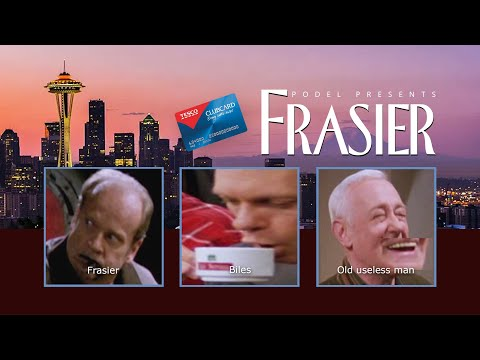 FRASIER ESCAPES THE SOVIET UNION - Episode 3