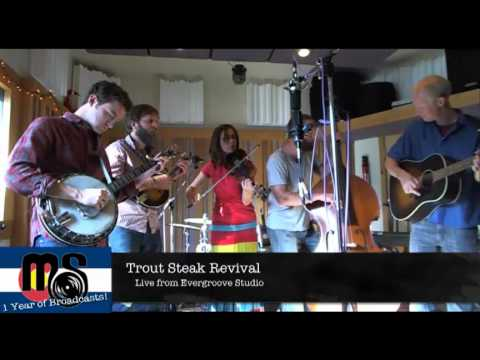 Trout Steak Revival LIVE on Mountain Size Presents 10/07/12