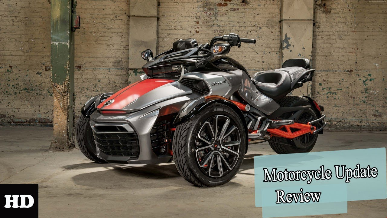 Hot News 2019 Can Am Spyder F3 Fullymodded Nd Premium Features