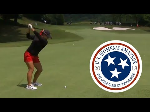 2018 U.S. Women's Amateur Highlights