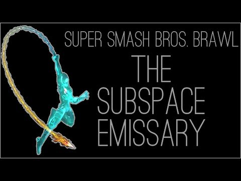 『RSS』Super Smash Bros. Brawl: The Subspace Emissary