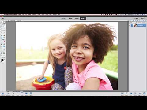 Open Closed Eyes In Your Photos With Photoshop Elements 2018