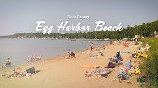 Egg Harbor Beach - Beaches of Door County, Wisconsin