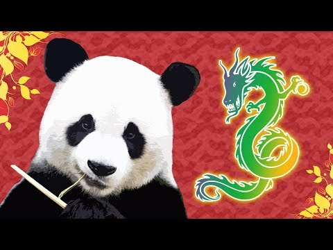 Chinese Animals | Animals for Kids | Wild Animals