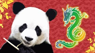 Chinese Animals | Animals for Kids | Wild Animals