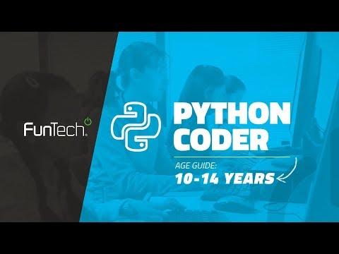 Python Coder Camp 2018