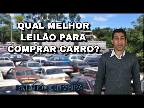 QUAL MELHOR LEILÃO PARA COMPRAR UM CARRO? RODRIGO OIRA