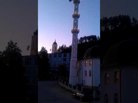 Mosque Srebrenica, Bosnia