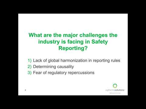 Optimizing Global Safety Reporting in Clinical Trials