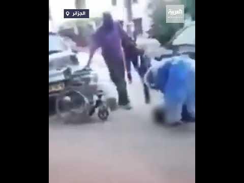 مصابة بكورونا تلفظ أنفاسها الأخيرة أمام بمستشفى في الجزائر  - نشر قبل 5 ساعة