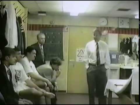 Manchester United   You've Been Framed The Captain's Log 1993