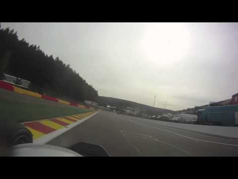 Lotus 92 Qualifying Spa 2012 Part 2