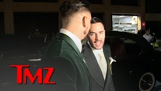 Marc Jacobs and Char Defrancesco Get Married in Lavish New York Wedding | TMZ