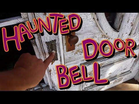 Pneumatic Air Blasting Door Bell Scare Prop For Halloween